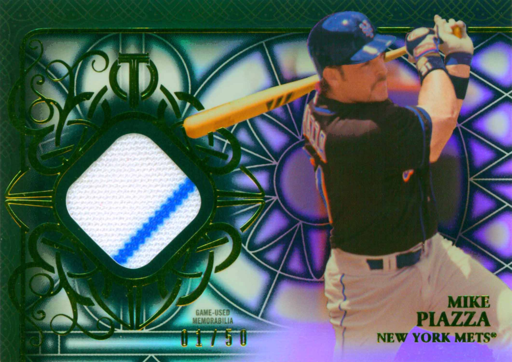 2015 Topps Tribute Relics Black