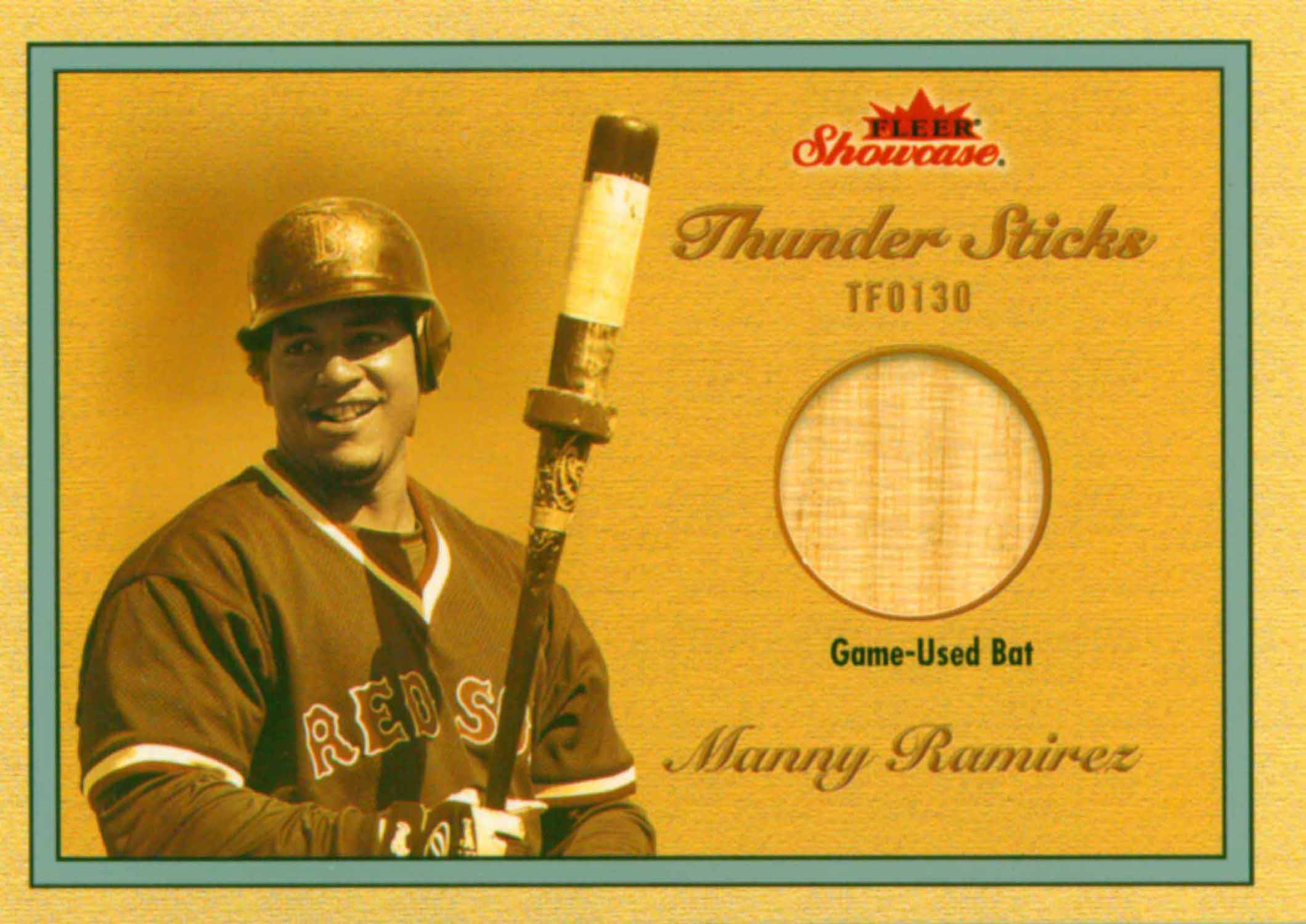 2007 Upper Deck UD Game Materials Jersey