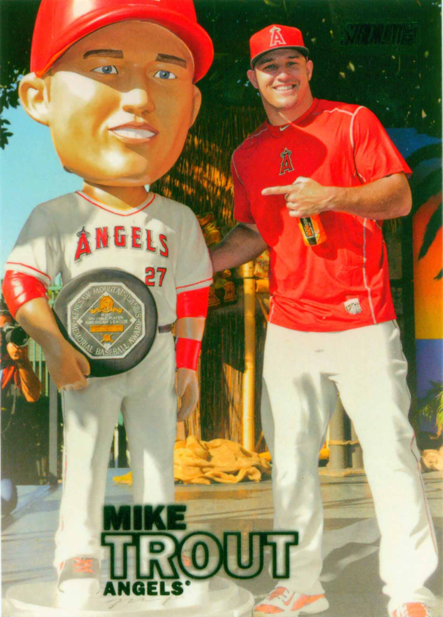 2015 Topps Heritage Chrome Retail Foil