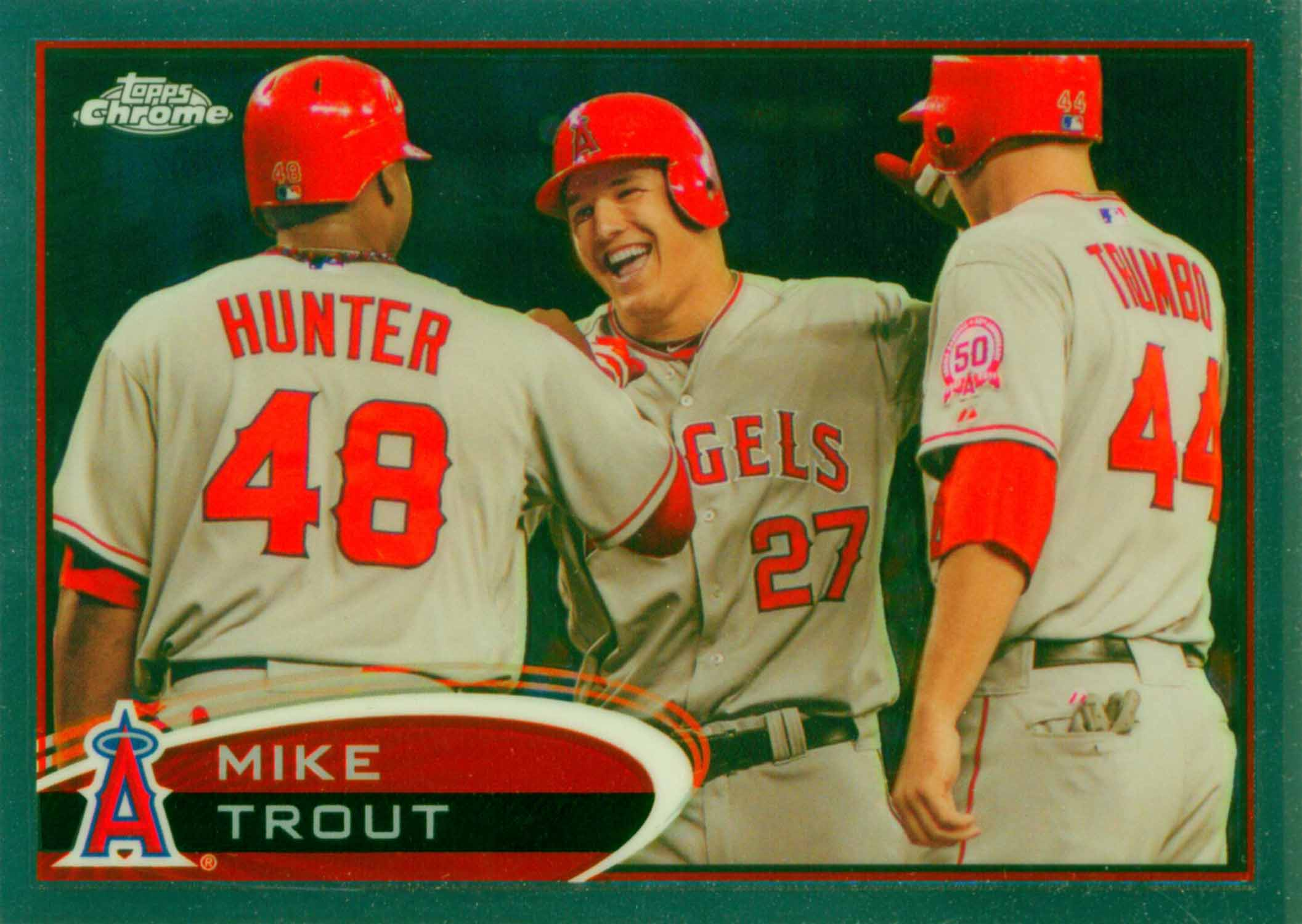 2012 Topps Update All-Star