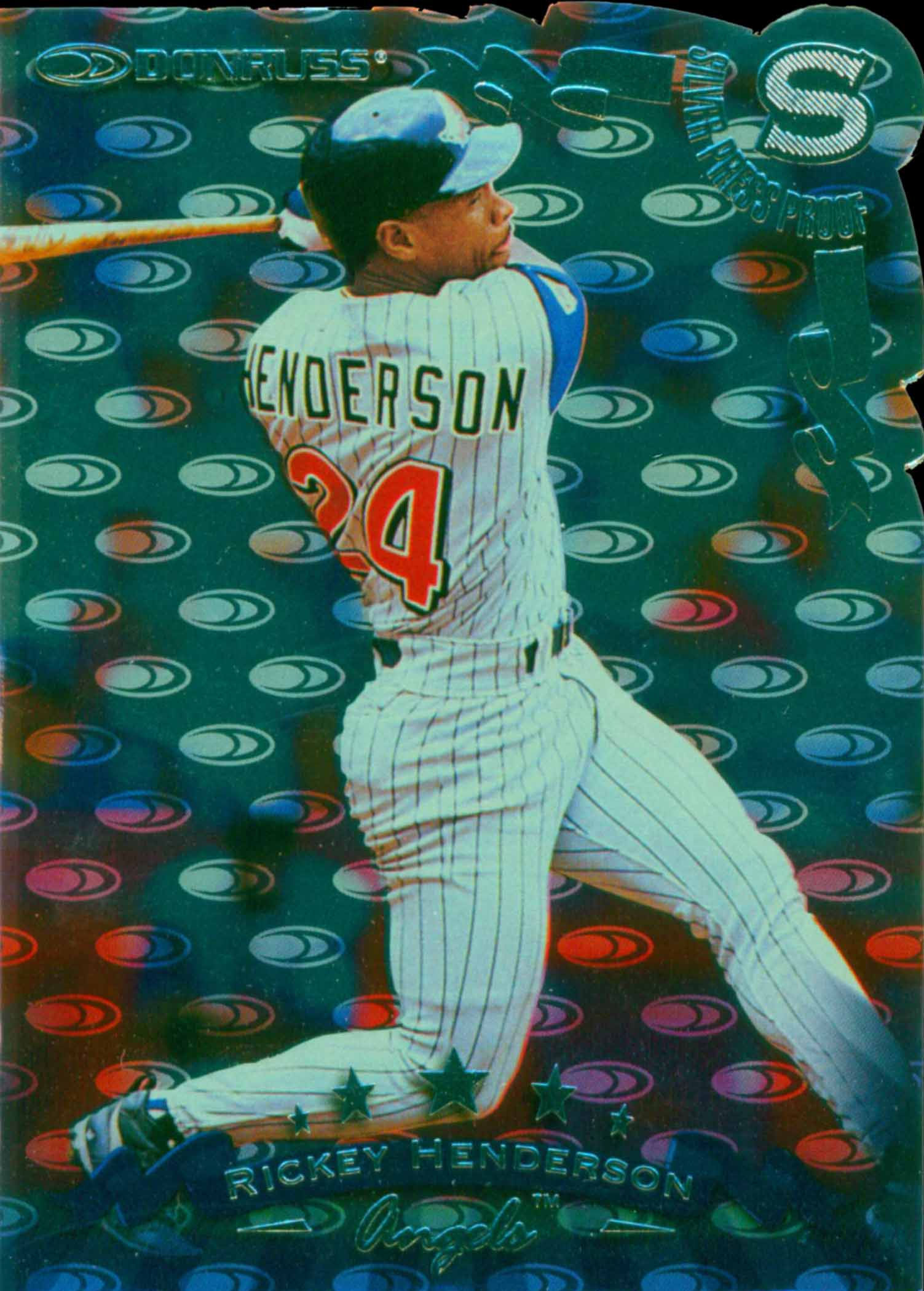 1998 Donruss Silver Press Proofs