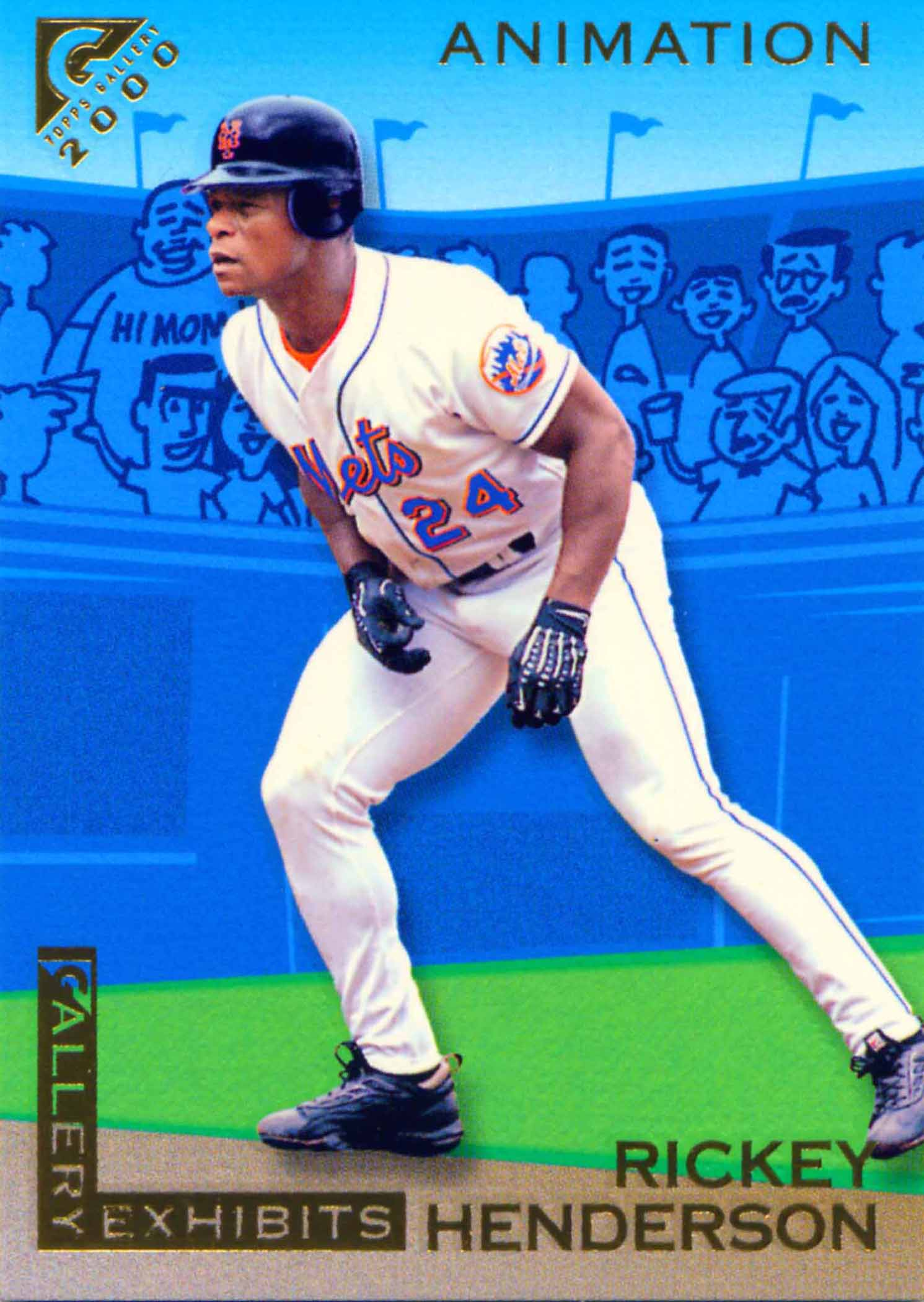 2000 Topps Gallery Exhibits