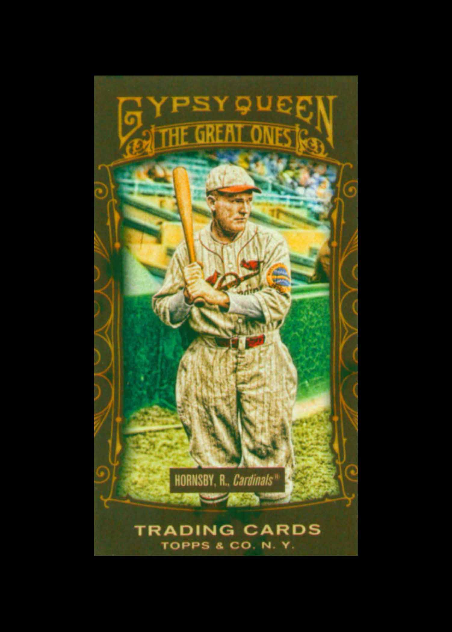 2011 Topps Gypsy Queen Great Ones Mini