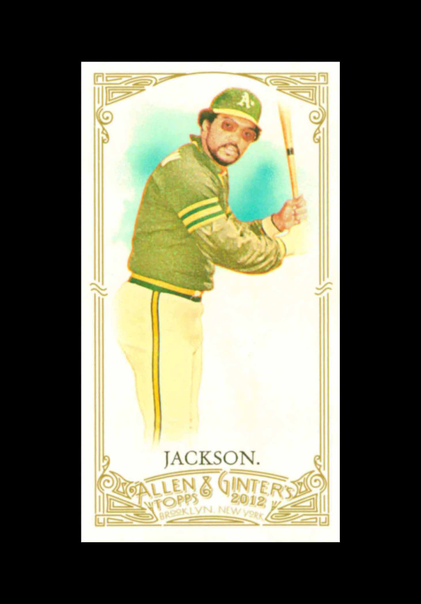2012 Topps Allen and Ginter Mini