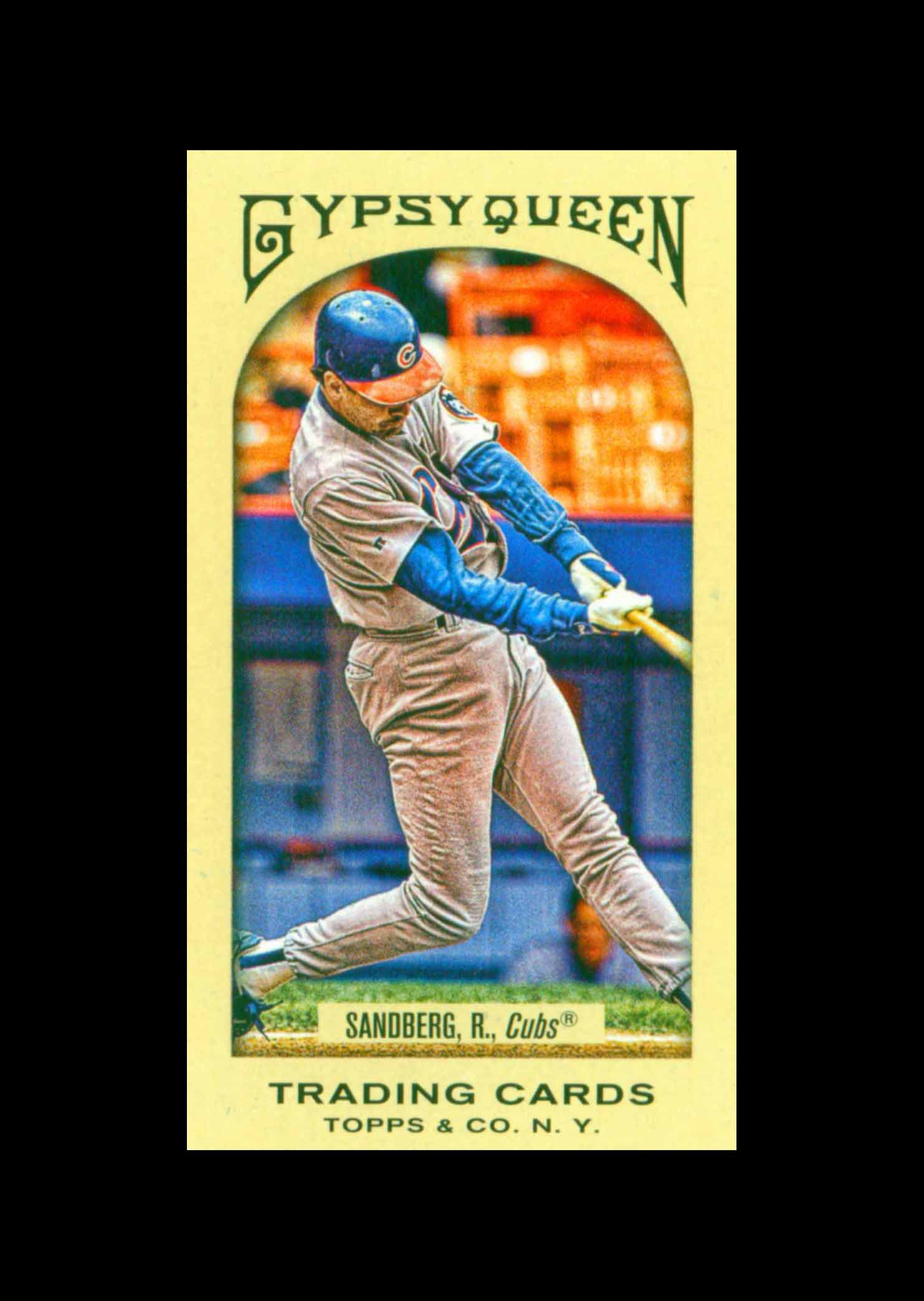 2011 Topps Gypsy Queen Mini