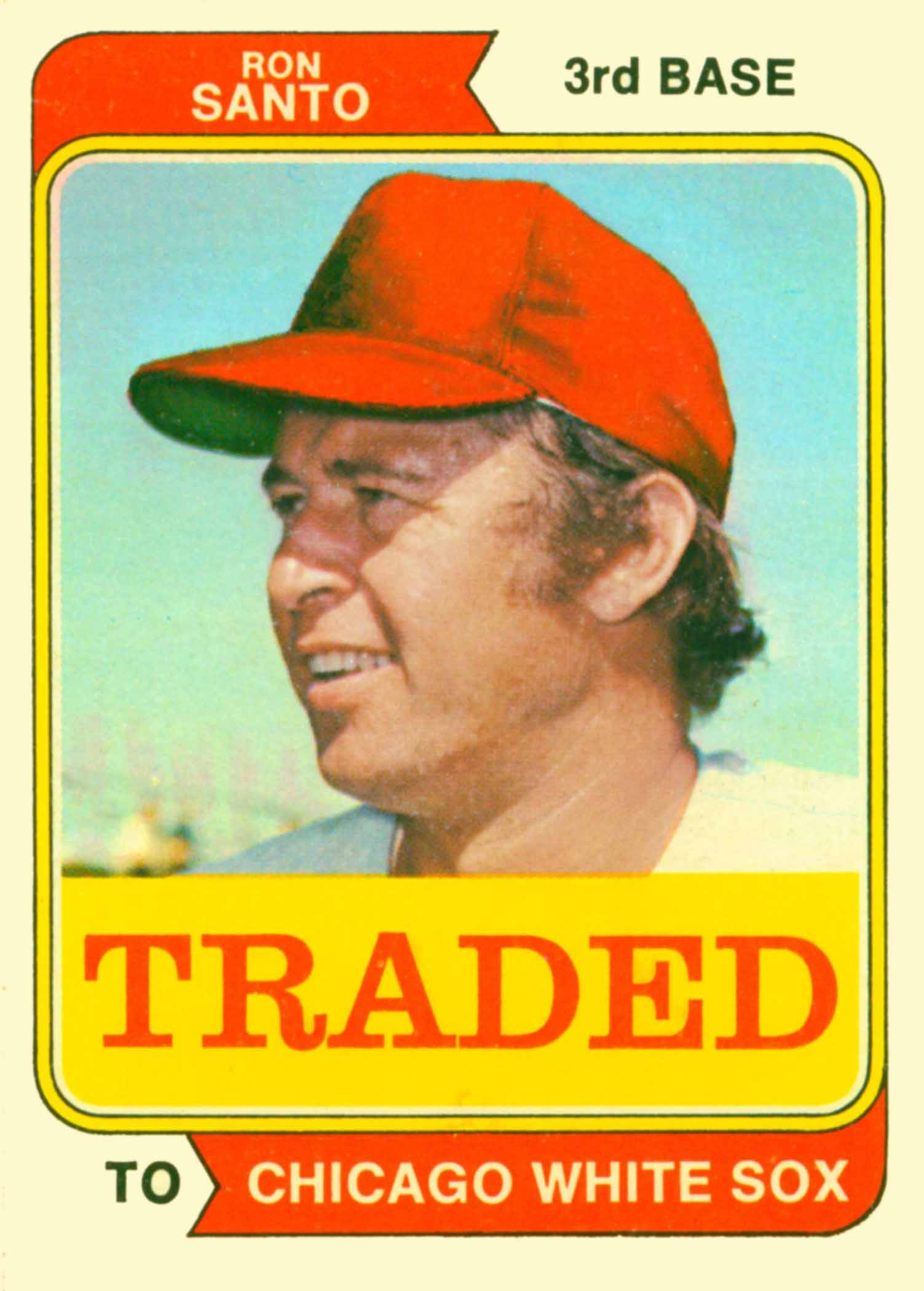 1974 Topps Traded