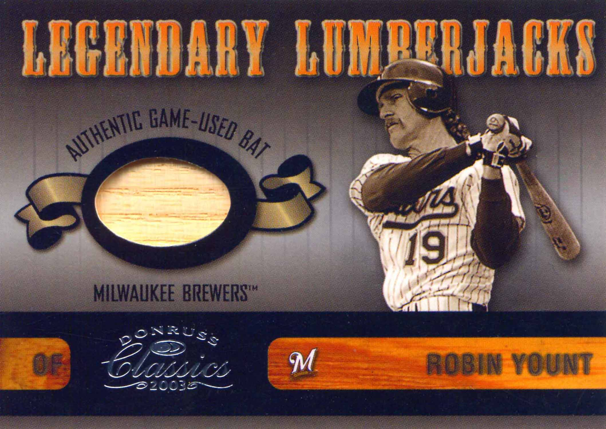 2003 SP Legendary Cuts Historic Swatches Blue Jersey