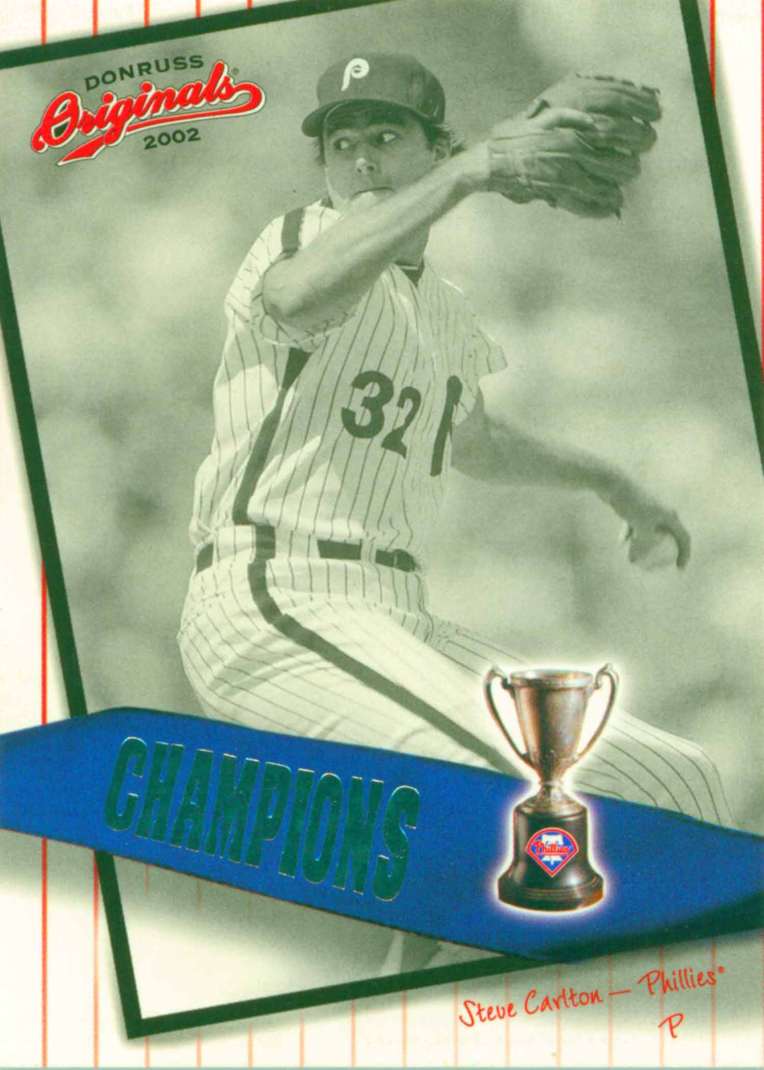 2002 Donruss Originals Champions
