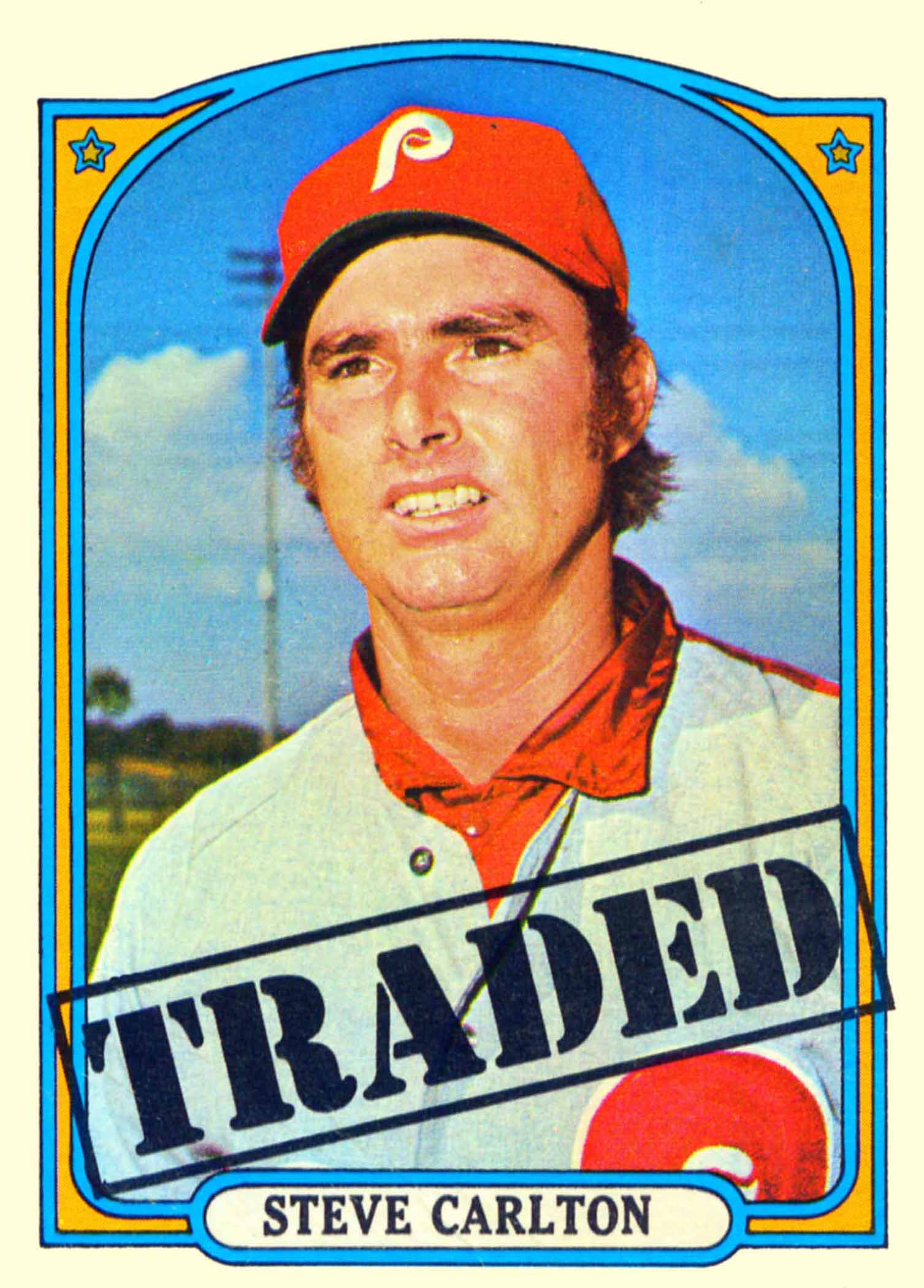 1972 Topps Traded