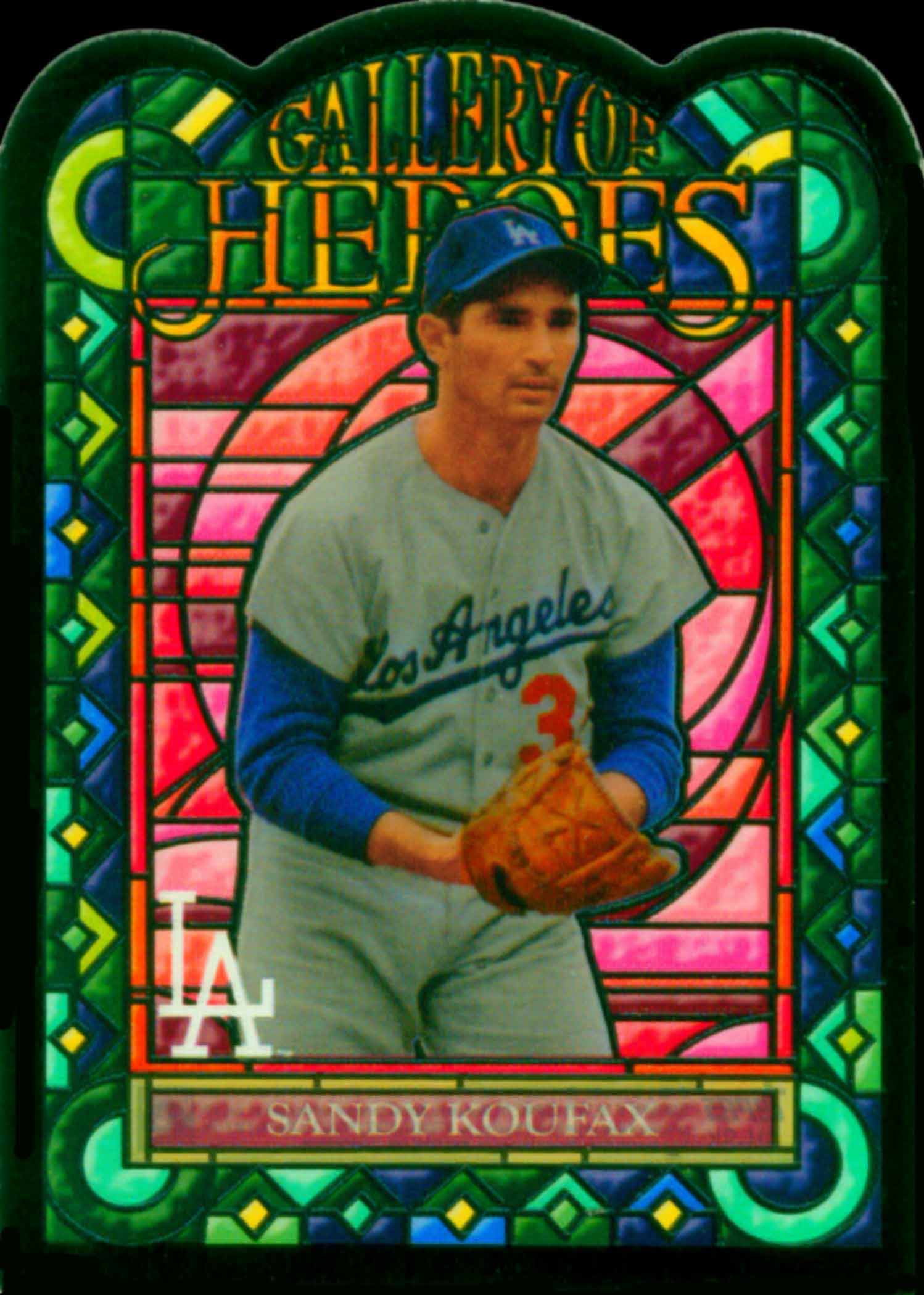 2013 Topps Archives Gallery Of Heroes