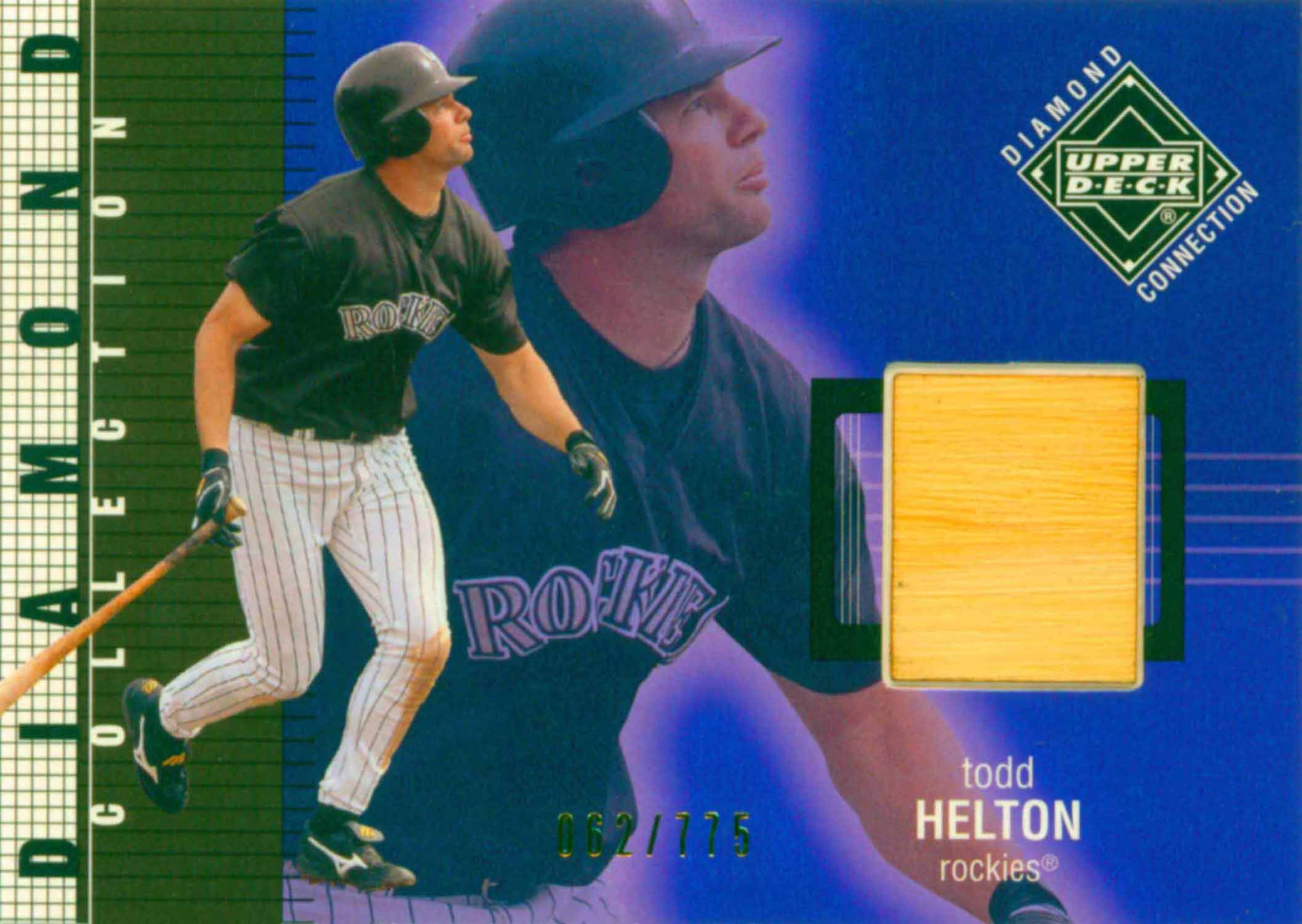 2002 Topps Pristine Portions Jersey