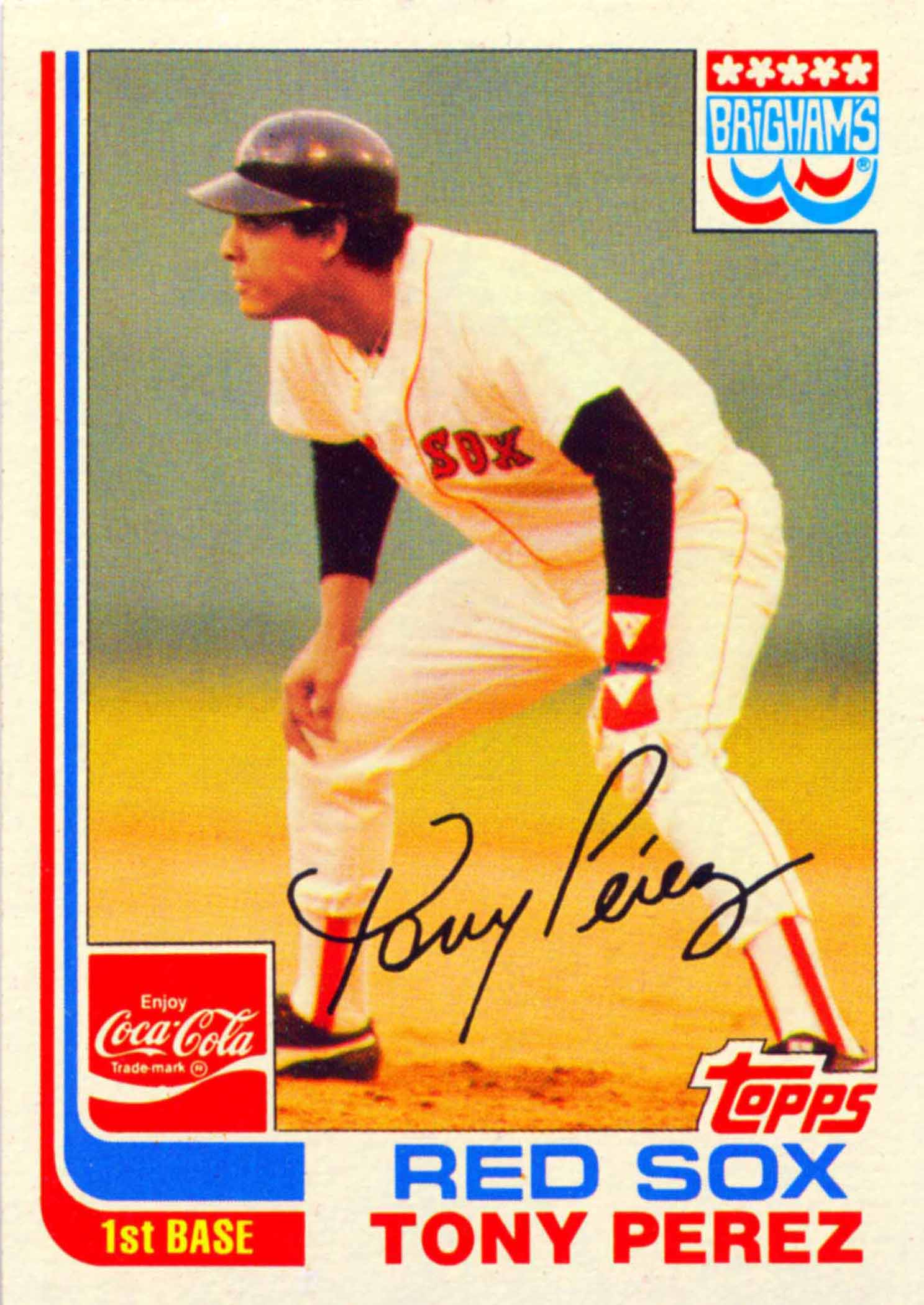 1982 Red Sox Coke