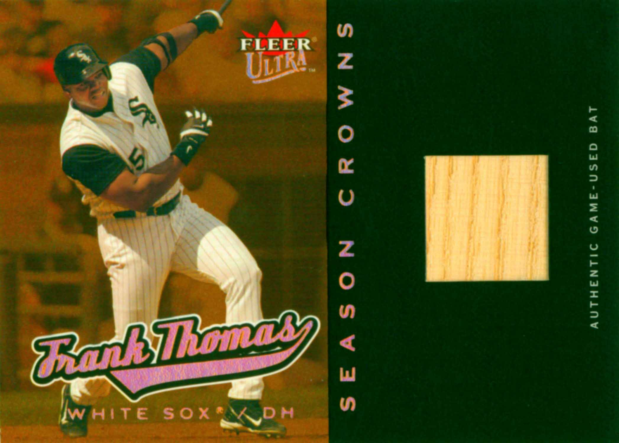 2003 Upper Deck Game Swatches