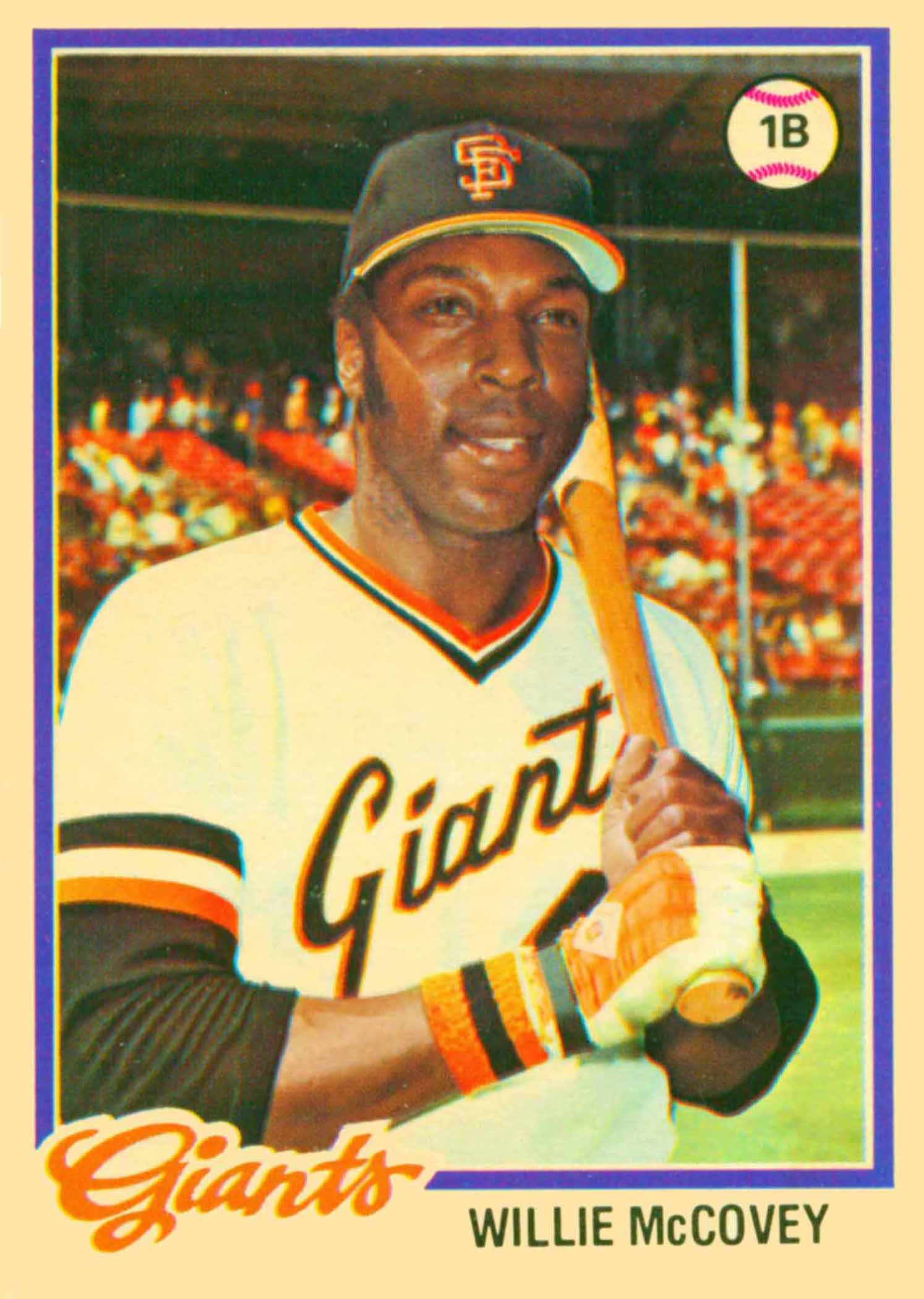 willie mccovey gallery