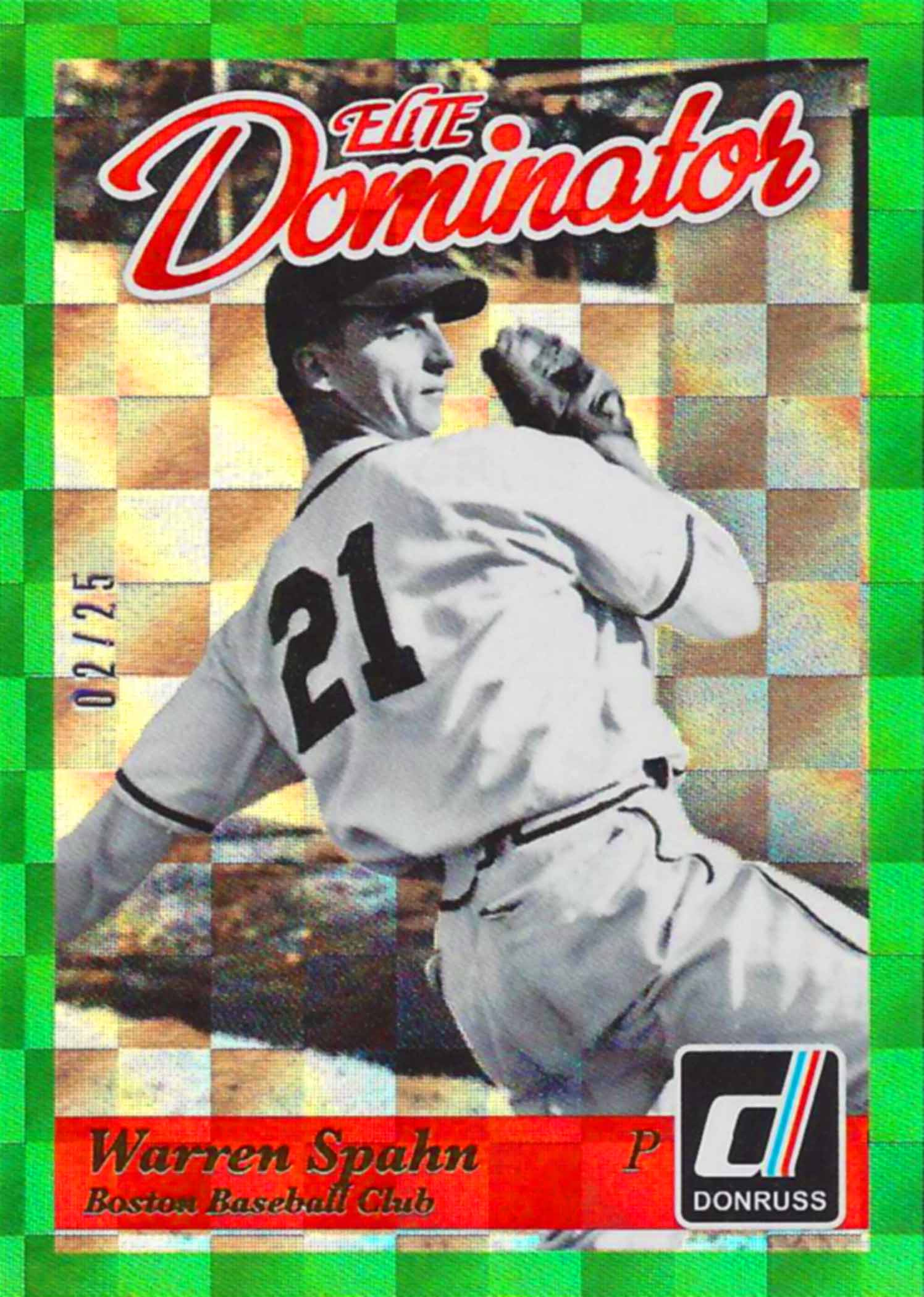 2010 Topps Tribute Black and White