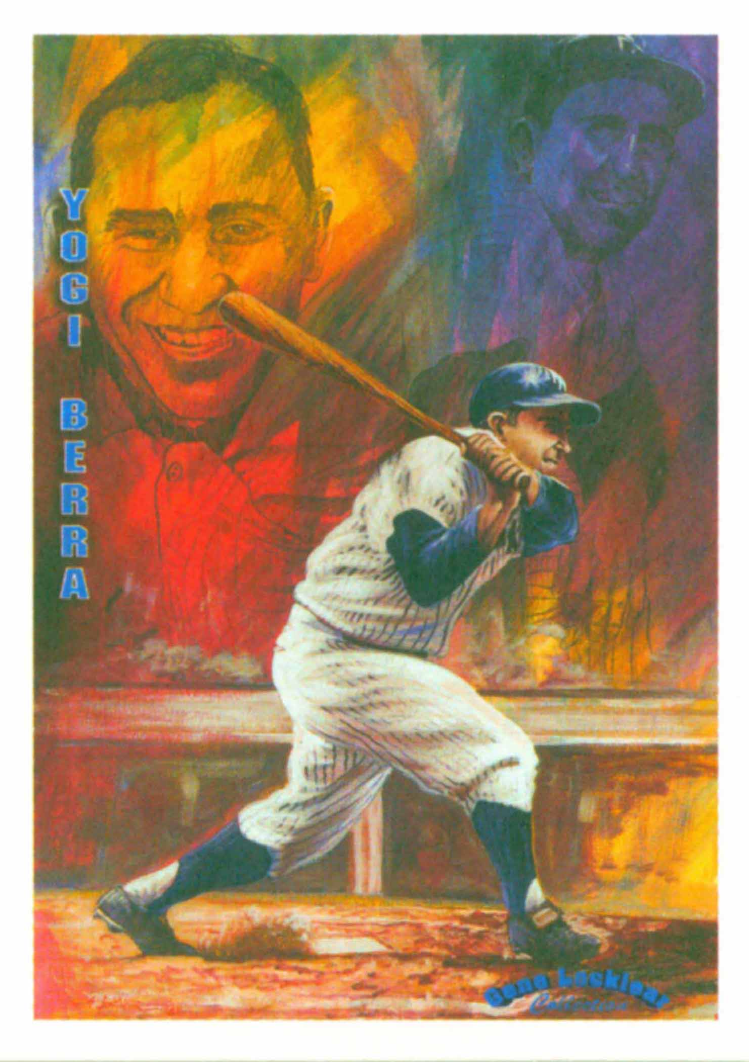 1993 Ted Williams Locklear Collection