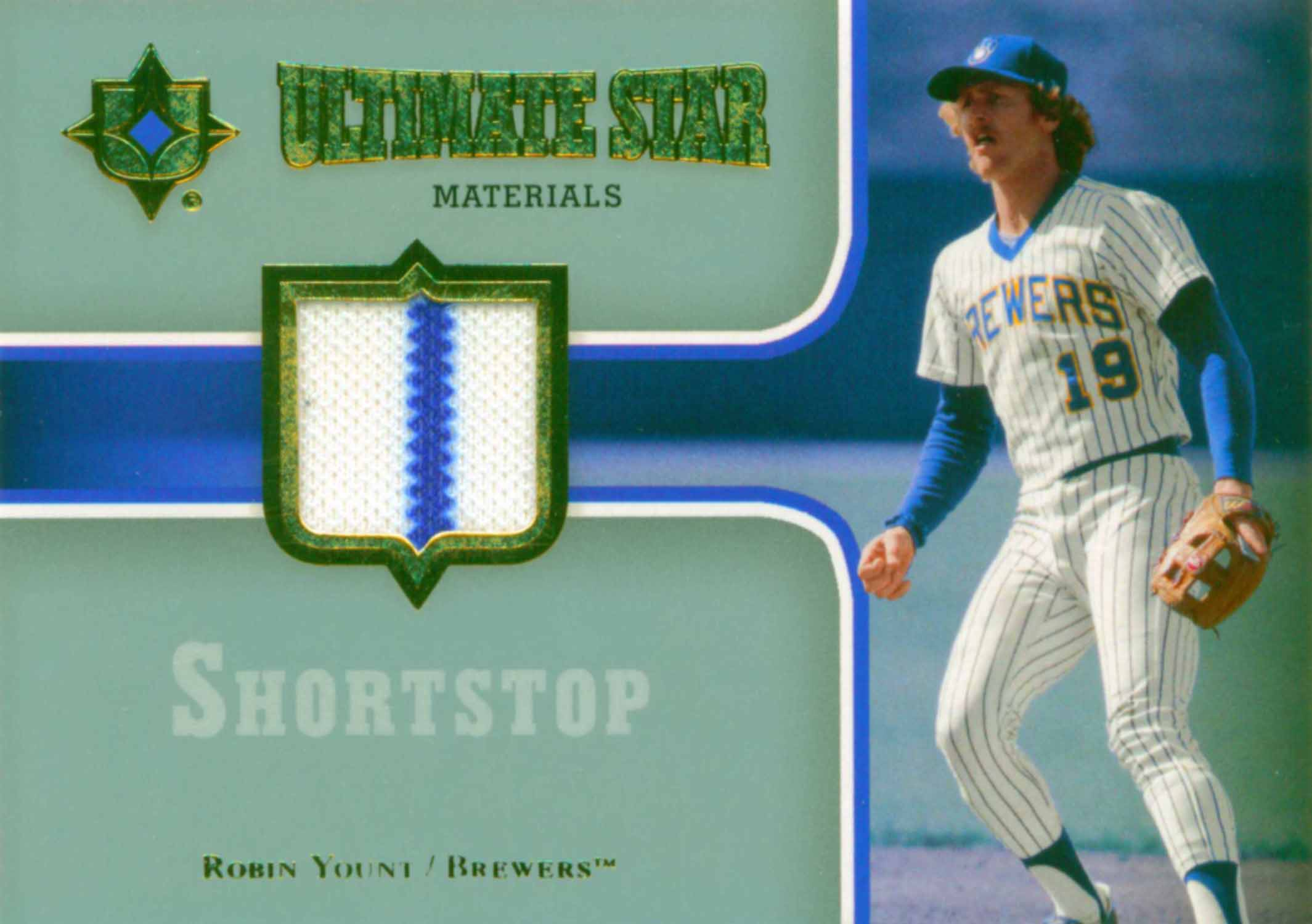 2007 Ultimate Collection Ultimate Star Materials